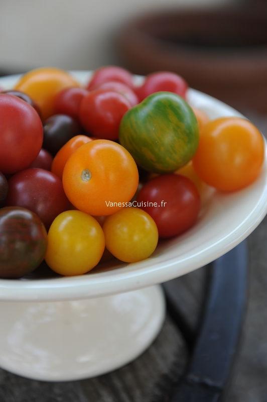 Les dernières tomates