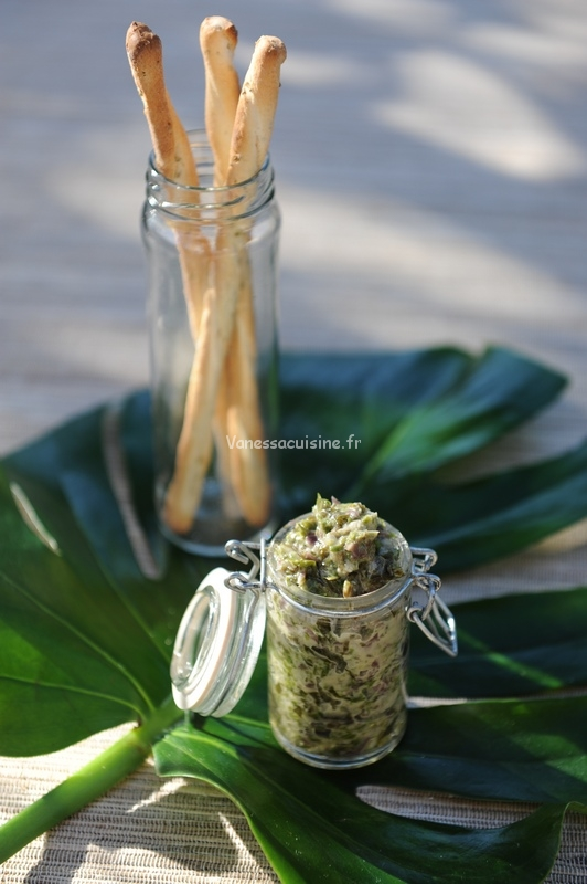 recette de caviar d'algues