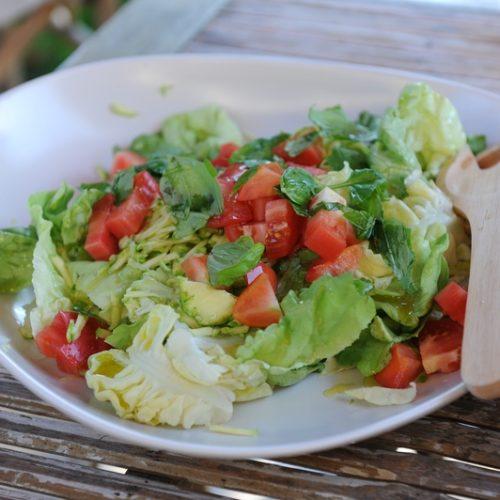 recette de salade toute fraîche d'été