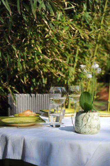 Article sur Le jardin de Sébastien restaurant Saint Raphael