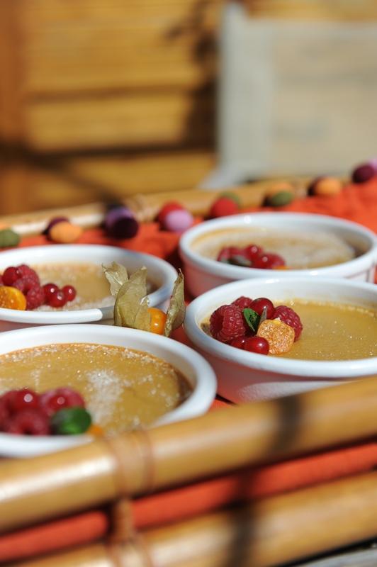 Planning des cours de cuisine Septembre et Octobre 2011