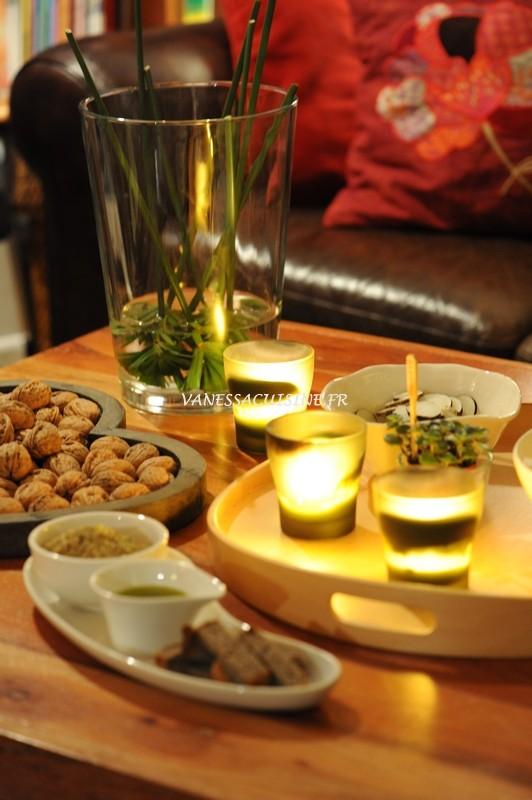 recette de dukkah pour l'apéritif