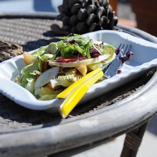 salade crudites hiver