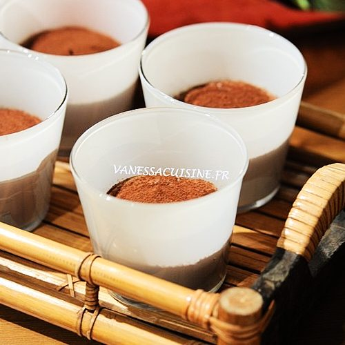 recette de tiramisu léger au chocolat