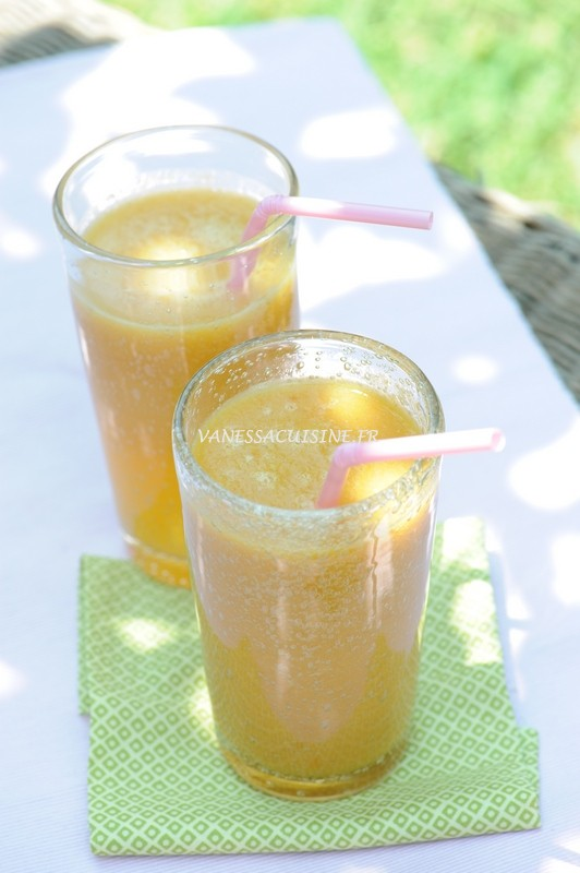 recette de smoothie tutti frutti