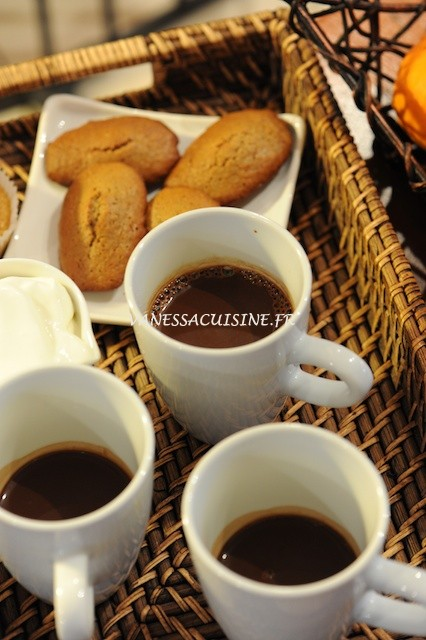 recette de chocolat chaud de Pierre Hermé