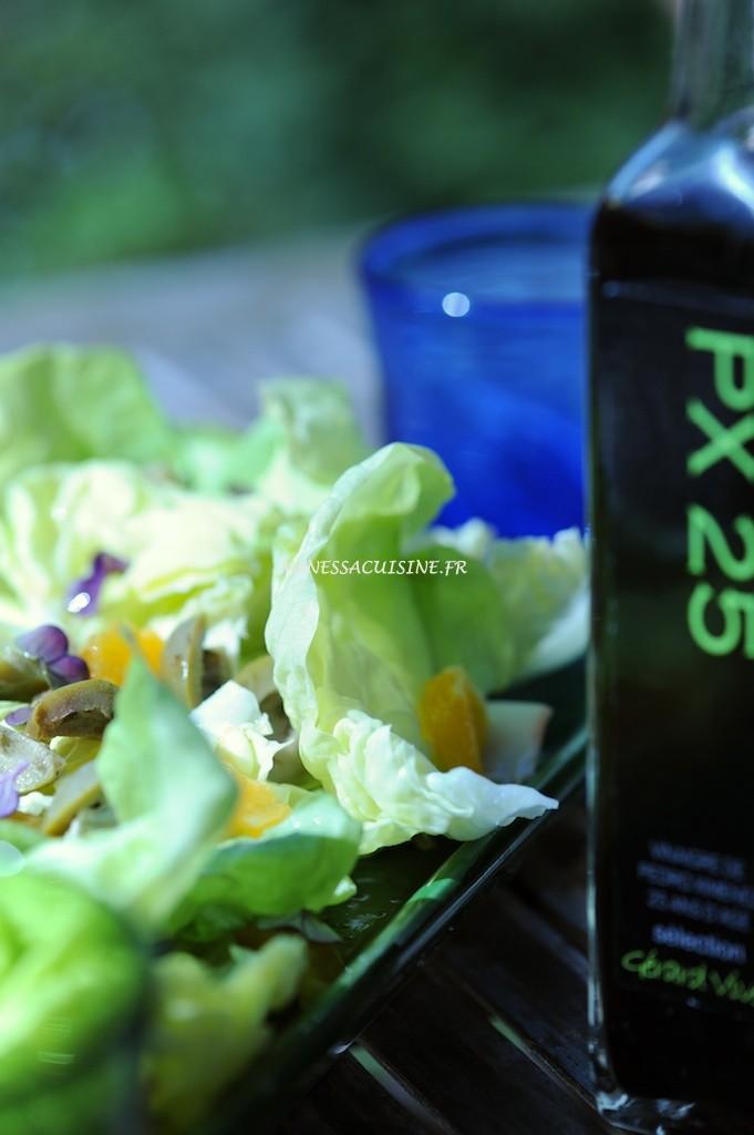 La salade qui annonce le printemps !