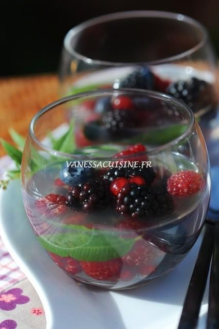 6 recettes aux myrtilles