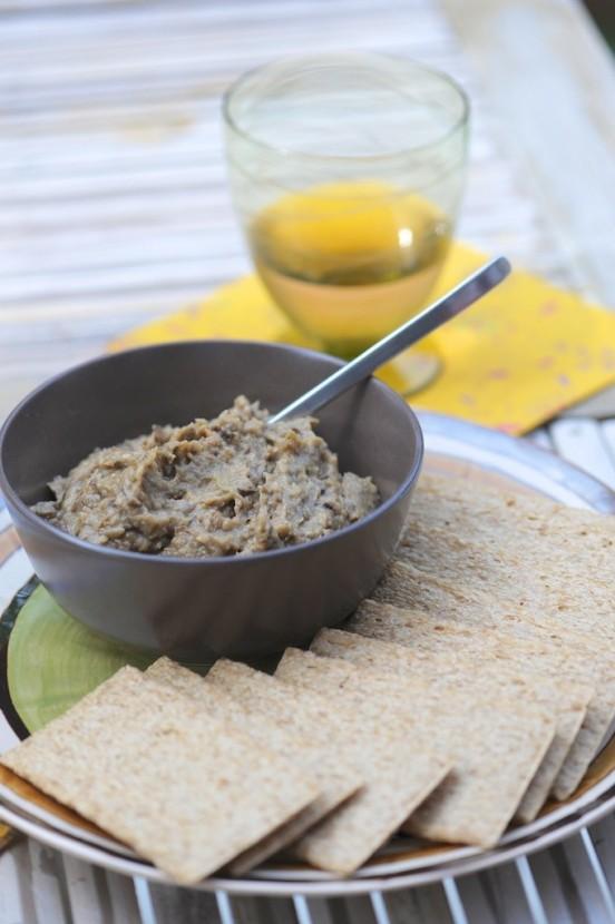 recette de caviar d'aubergine
