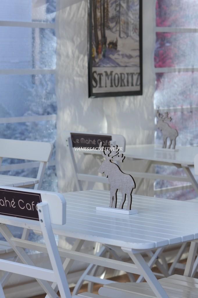Le Mahé Café, café d'hiver éphémère