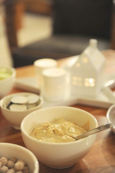 recette de tarama maison sans gluten