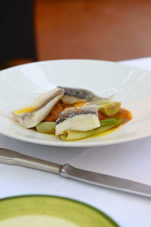Panaché de la mer et soupe de roche, Le Jardin de Sébastien, Saint Raphaël - Vanessa Romano-Photographe et styliste culinaire-