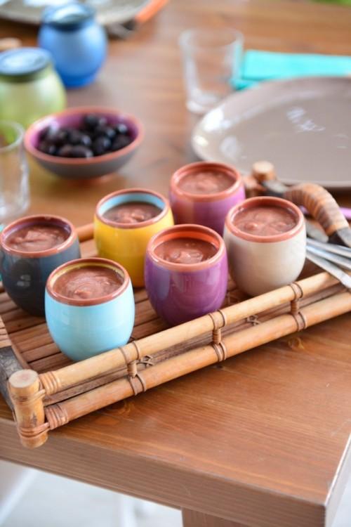 gaspacho aux olives et aux épices Tandoori - Gaspacho with black olives and Tandoori spices - Vanessa Romano-Photographe et styliste culinaire- (1)