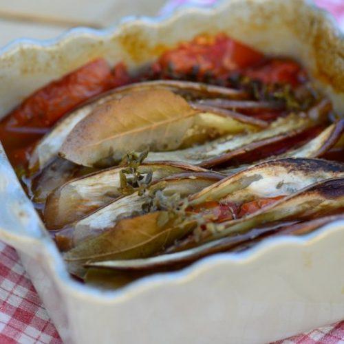 recette de tian provençal de légumes d'été