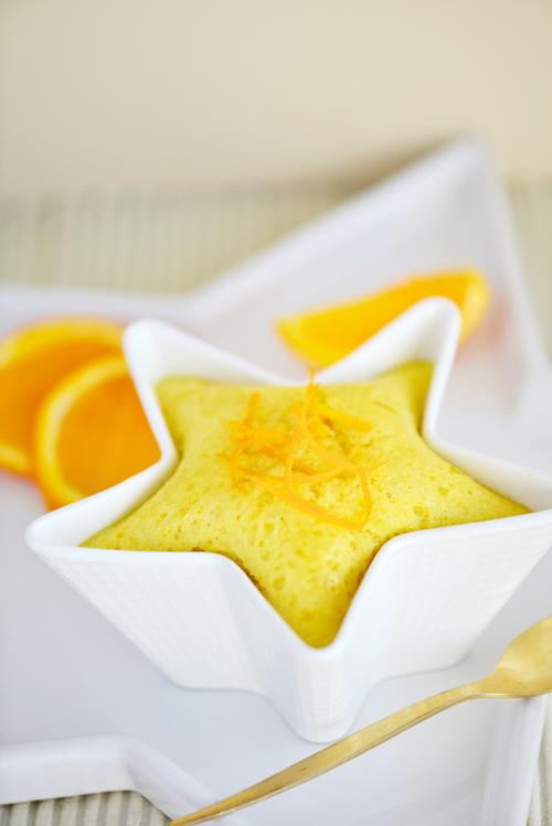 recette de Dundee cake à l'orange