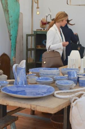 Stand Couleur Locale Salon Côté Sud Saint Tropez 2015