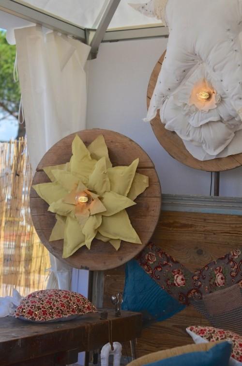 Roses Velours Salon Côté Sud Saint Tropez 2015