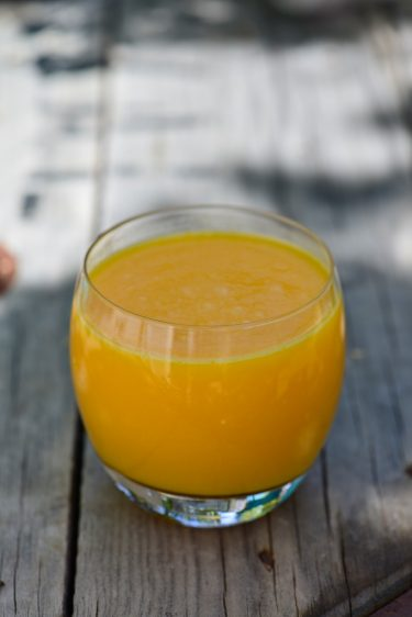 recette de jus orange carotte citron