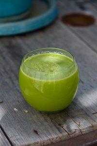 recette de jus vert céleri pomme fenouil