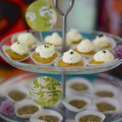 cupcakes truite fumee