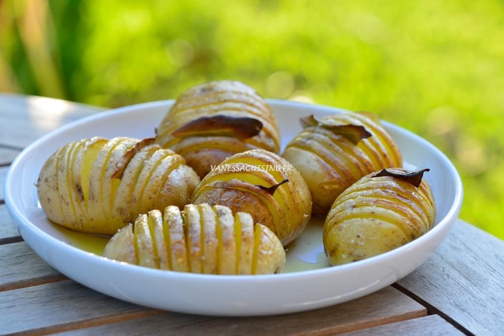 Pommes de terre Hasselblack