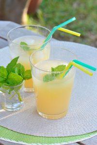 recette de cocktail poire et la perine manguin