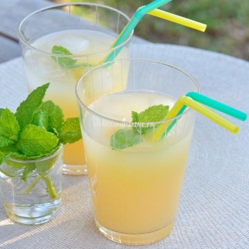 recette de cocktail Manguin à la poire