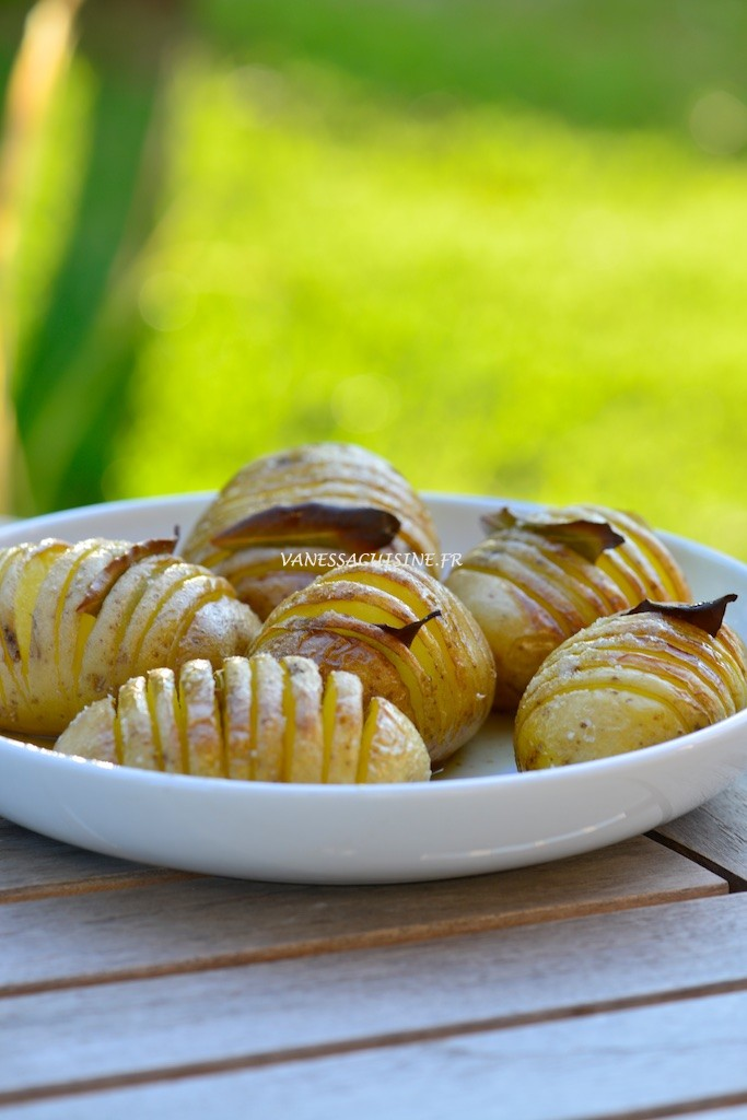 recette de pommes de terre Hasselblack