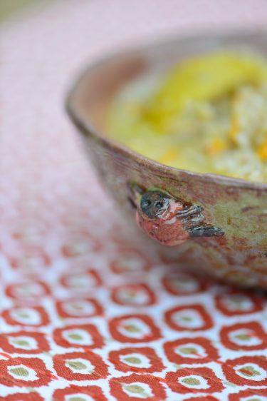 recette de brouet au sarrasin, poulet et légumes