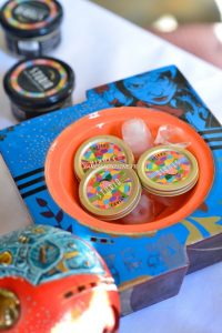 caviar sturia aux Etoiles de Mougins 2015