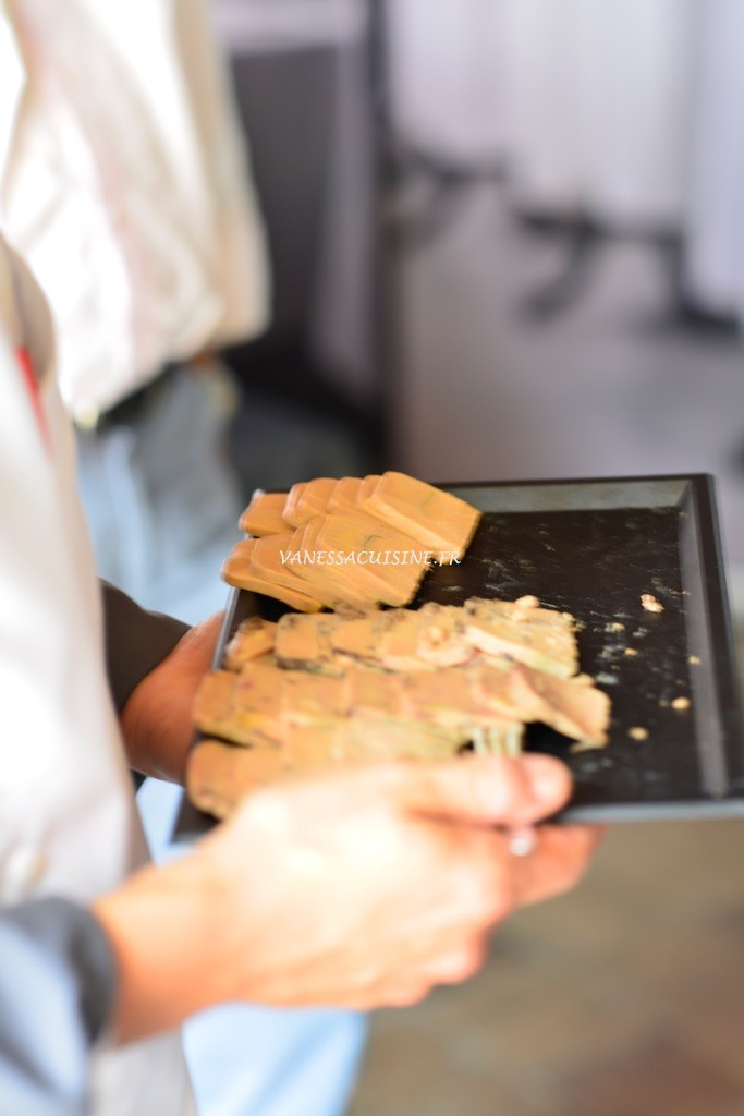 Foie gras Maison Soulard - Les Etoiles de Mougins 2015 - Vanessa Romano photographe et styliste culinaire (1)