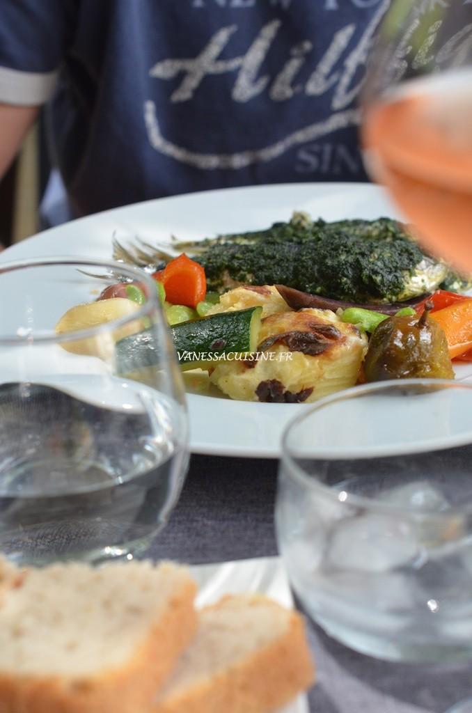 L'Auberge des Pénitents, Les Mées - Alpes de Haute Provence - Vanessa Romano photographe et styliste culinaire (2)