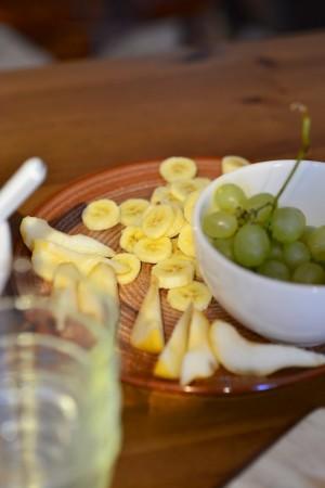 Fruits du petit-déjeuner