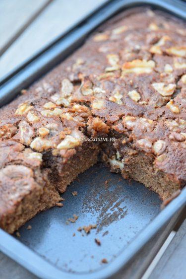 recette de brownie à la pralinoise sans gluten