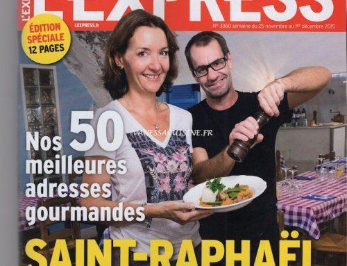 Et un article dans l'Express, un !!