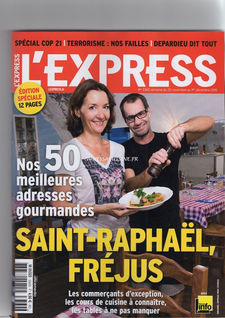 Article lexpress novembre 2015 vanessa romano photographe for Article culinaire