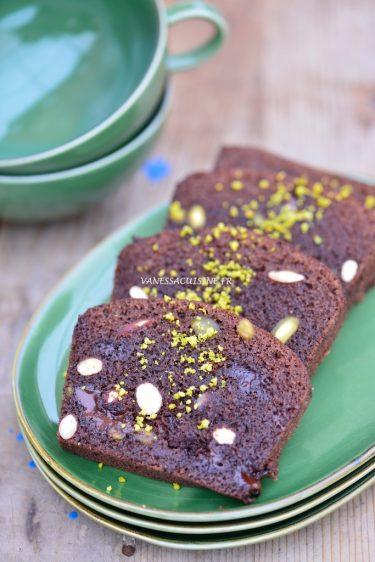 recette de pain d'épices au cacao à la vapeur
