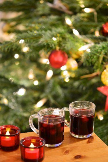 recette traditionnelle de vin chaud aux fruits rouges et aux épices Beerenpunsch