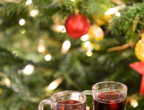 Beerenpunsch – Vin chaud aux fruits rouges et aux épices