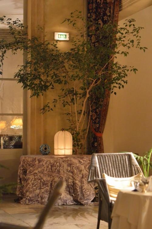 Un thé à la Mirande, Avignon