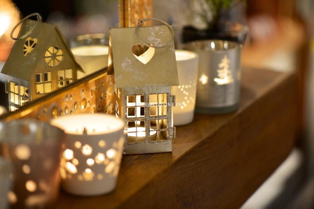 Lumières de Noël - Christmas lights - Vanessa Romano photographe et styliste culinaire