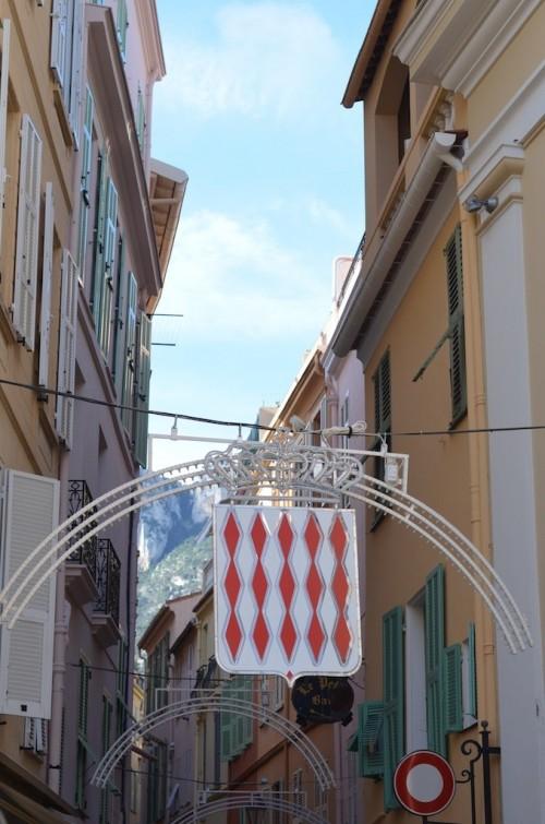 Monaco ruelles