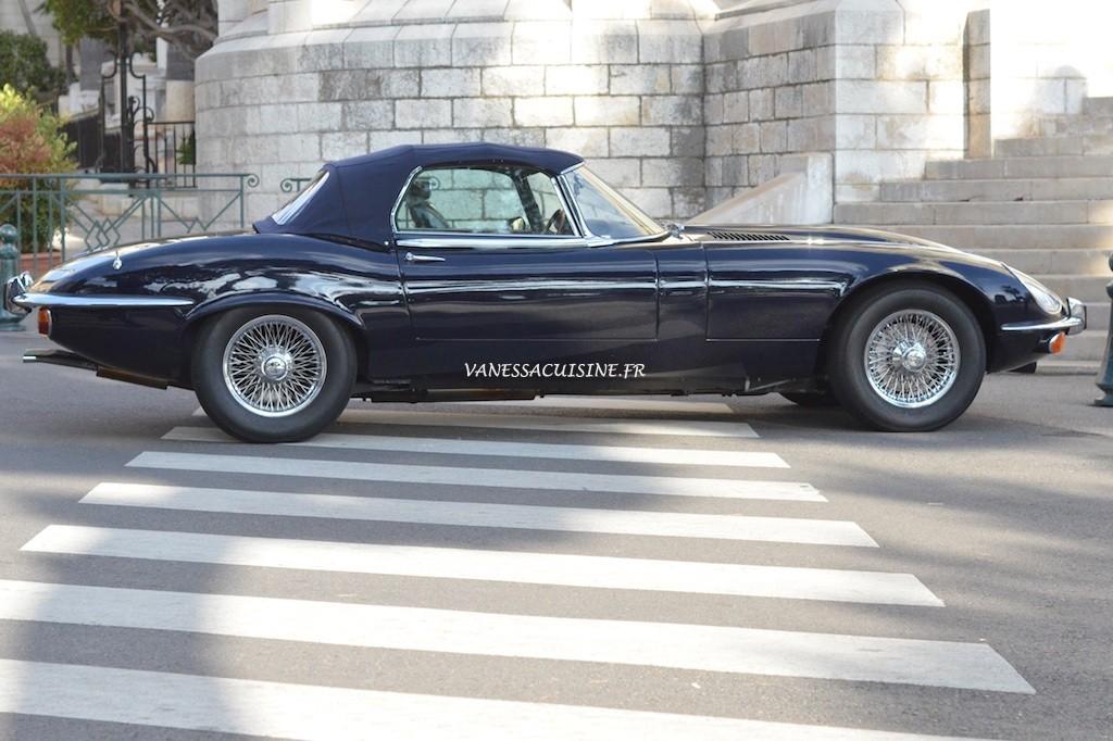 Voiture de luxe à Monaco