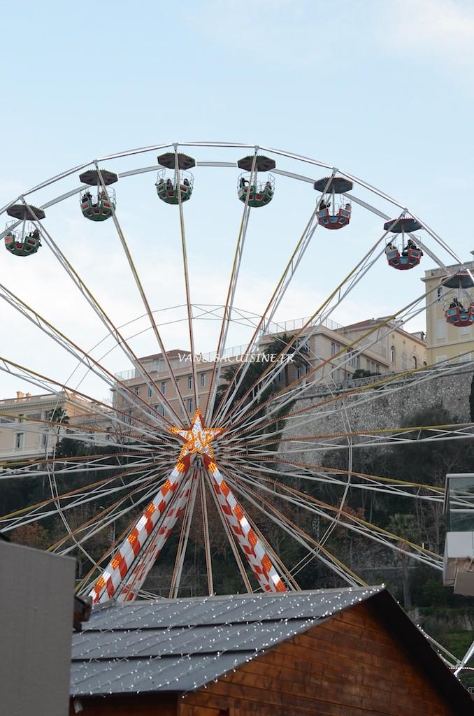 Marché de Noël à Monaco