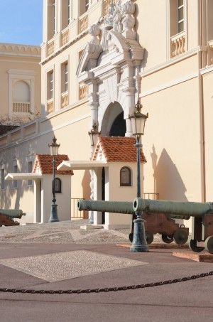 Place des Armes Palais Monaco