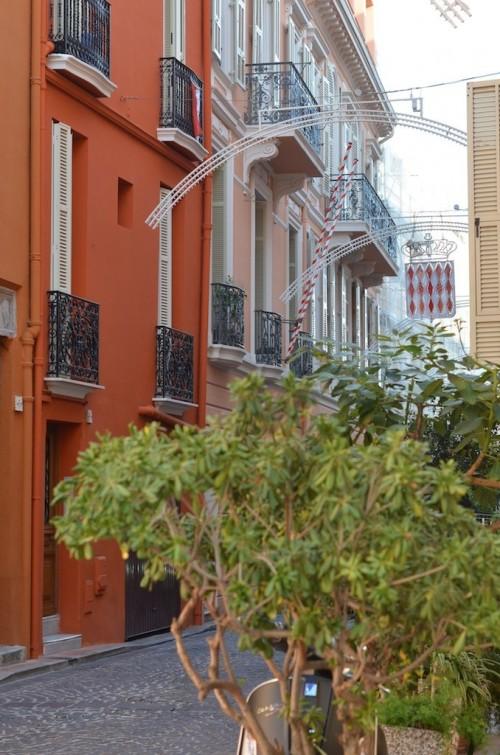 Une rue à Monaco