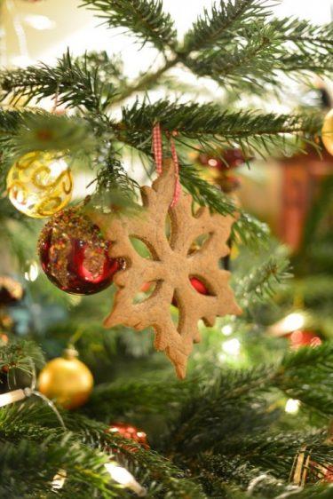 recette de sablé de Noël au sarrasin sans gluten