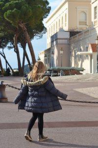 Photo de la place du Palais Princier Monaco
