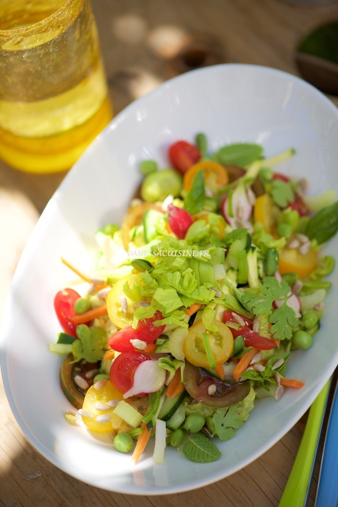 Miam ô légumes (vegan, bourré de vitamines) !