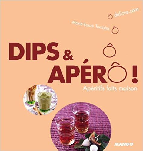 Dips et Apéro, faits maison, Vanessa Romano